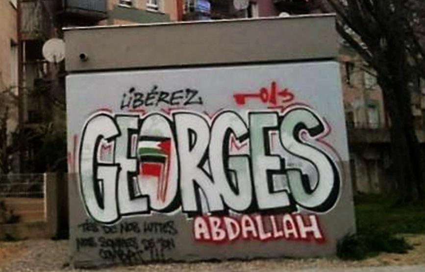 Georges Abdallah Solidarité.