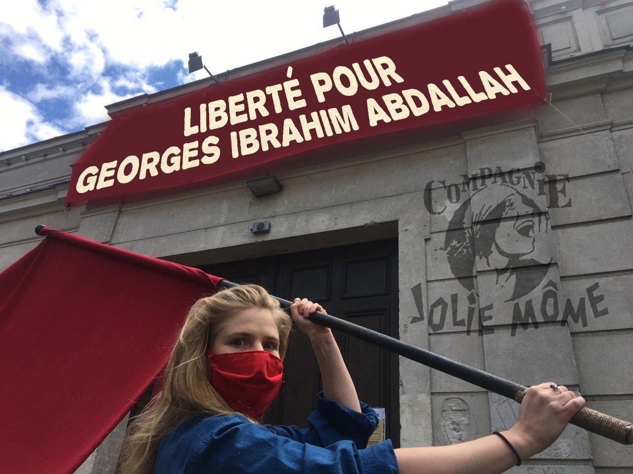 Que mille initiatives fleurissent pour exiger la libération de Georges Abdallah !